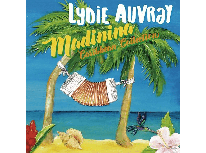 Lydie Auvray - Madinina (Coulored Vinyl) [Vinyl]