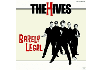 The Hives - Barely Legal - (LP + Download)