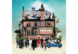 Madness - Full House-The Very Best of Madness - (Vinyl)