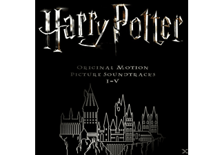 John Williams, Patrick Doyle, Nicholas Hooper - Harry Potter: I-V Original Motion Picture Soundtra - (Vinyl)