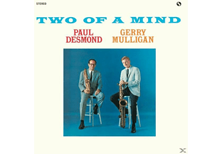 Paul Desmond, Gerry Mulligan - Two Of A Mind - (Vinyl)