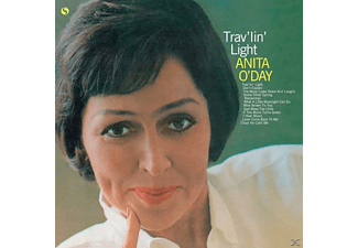 Anita O'Day - Trav'Lin' Light - (Vinyl)