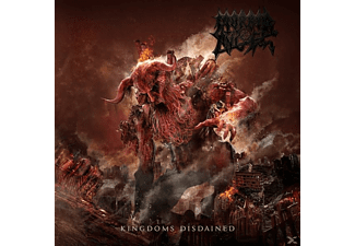 Morbid Angel - Kingdoms Disdained - (Vinyl)