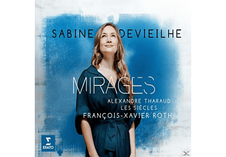 Les Siecles, Sabine Devieilhe - Mirages - (CD)