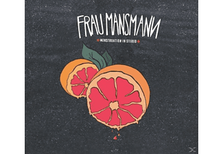 Frau Mansmann - Menstruation in Stereo - (CD)