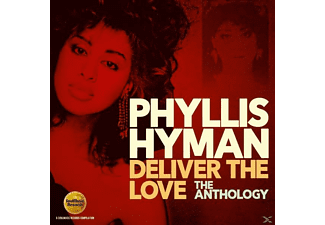 Phyllis Hyman - Deliver The Love-The Anthology - (CD)