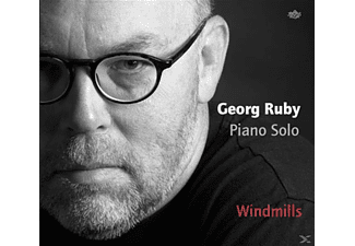 Georg Ruby - Windmills - (CD)