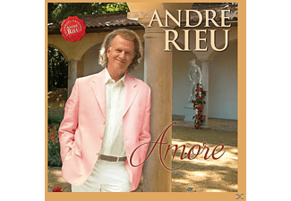 André Rieu, The Johann Strauss Orchestra - Amore - (CD)