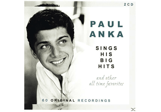 Paul Anka - Sings His Big Hits And Other All-Time Favorites - (CD)