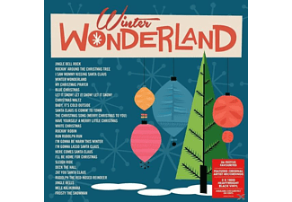 VARIOUS - Winter Wonderland - (Vinyl)