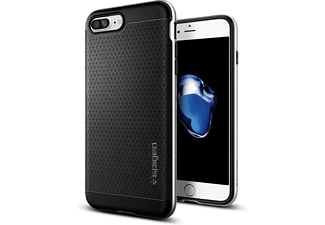 SPIGEN iPhone 7 Plus Case Spigen Neo Hybrid Satin Silver