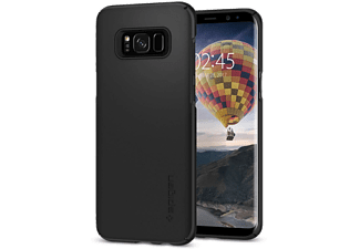 SPIGEN Galaxy S8 Case Spigen Thin Fit Black