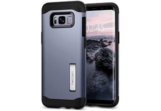 SPIGEN Galaxy S8 Plus Case Spigen Slim Armor Orchid Gray