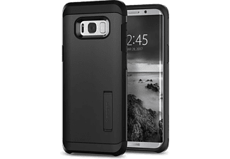 SPIGEN Galaxy S8 Plus Case Spigen Tough Armor  Black