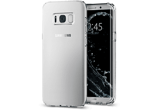 SPIGEN Galaxy S8 Plus Case Spigen Liquid Crystal - Crystal Clear