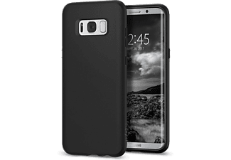 SPIGEN Galaxy S8 Plus Case Spigen Liquid Crystal Matte Black