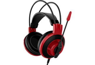 MSI DS501 Gaming Headset Schwarz/Rot