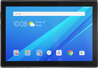 LENOVO Tab 4 10 16 GB LTE  10.1 Zoll Tablet Slate Black