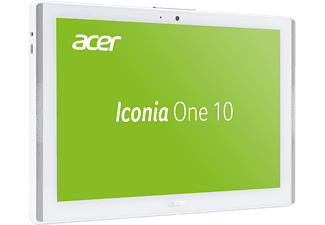 ACER Tablet Iconia One 10 B3-A40 16GB, weiß (NT.LE1EG.001)