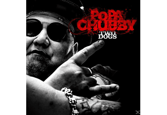 Popa Chubby - Two Dogs - (CD)