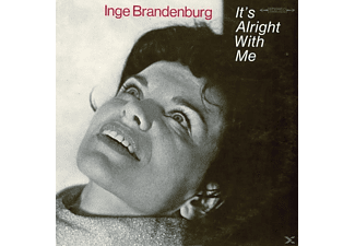 Inge Brandenburg - It's Alright With Me - (Vinyl)