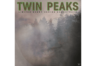 VARIOUS - Twin Peaks (Limited Event Series Soundtrack) - (Vinyl)