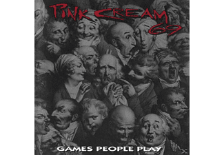 Pink Cream 69 - Games People Play - (CD)