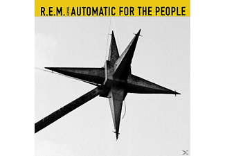 R.E.M. - Automatic For The People (25th Anniversary) (1LP) - (Vinyl)