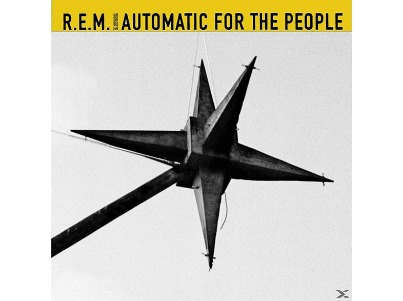 R.E.M. - Automatic For The People (25th Anniversary) (1LP) [Vinyl]