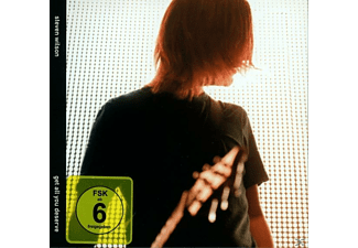 Steven Wilson - Get All You Deserve - (CD + Blu-ray Disc)