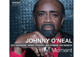 Johnny O'Neal - In The Moment - (CD)