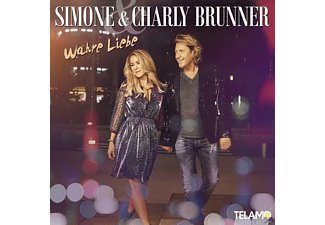 Simone & Charly Brunner - Wahre Liebe - (CD)