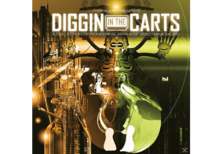 VARIOUS - Diggin In The Carts (Japanese Video Game Music) - (CD)