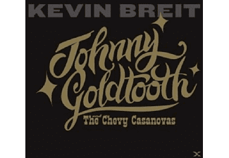 Kevin Breit - Johnny Goldtooth - (CD)