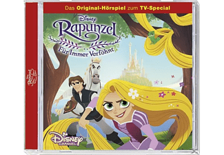 Disney Rapunzel - Pilotfilm - (CD)