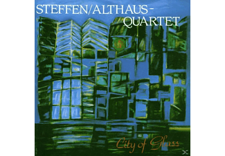 Steffen / Althaus-Quartet - CITY OF GLASS - (CD)