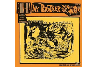 Sun Ra & His Astro Infinity Arkestra - My Brother The Wind Vol.1 - (CD)