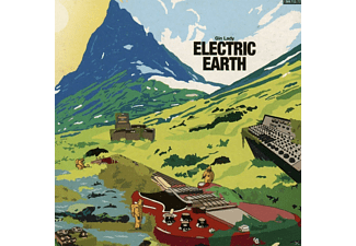 Gin Lady - Electric Earth (Black Colored Vinyl) - (Vinyl)