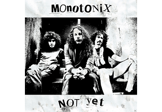 Monotonix - Not Yet - (Vinyl)