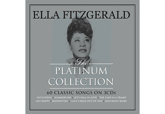 Ella Fitzgerald - Platinum Collection (CD)