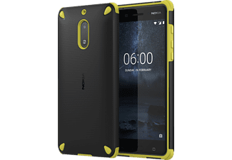 NOKIA Rugged Impact Case CC-501 Backcover Nokia 6  Limette