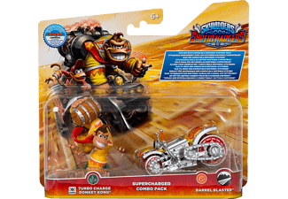 Skylanders Superchargers Turbo Charge Donkey Kong, Barrel Blaster