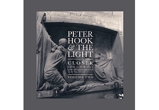 Peter Hook & the Light - Closer: Live In Manchester Vol.2 (Deluxe Edition) (Vinyl LP (nagylemez))
