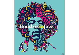 VARIOUS - Hendrix In Jazz - (CD)