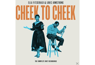 Louis Armstrong, Ella Fitzgerald - Cheek To Cheek: The Complete Duet Recordings - (CD)
