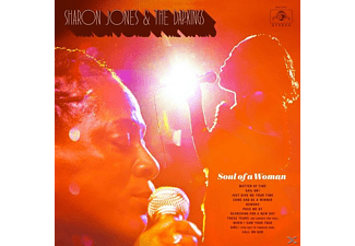 Sharon Jones & The Dap-Kings - Soul Of A Woman (LP+MP3) - (LP + Download)