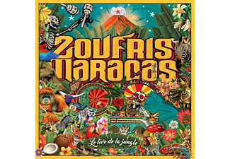 Zoufris Maracas - Le live de la jungle - (CD)