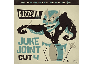 VARIOUS - Buzzsaw Joint Cut 04 - (Vinyl)