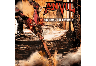Anvil - Pounding The Pavement - (CD)
