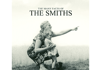 VARIOUS, The Smiths - Many Faces Of The Smiths [CD]